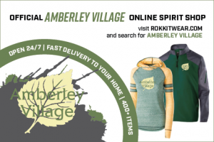 Amberley Village Spirit Wear now available
