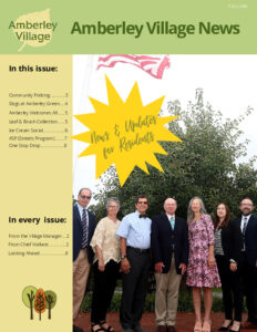 Icon of 2021 Fall Newsletter - Online